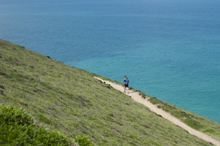 Walker. Credi Adam Gibbard and Visit Cornwall